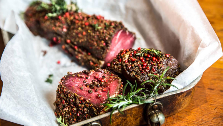 Rezept des Monats: Gekräutertes Roastbeef